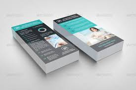 business rack card template by idesignstudionet graphicriver