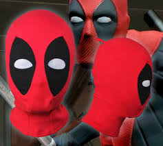 cheap halloween mask halloween mask deadpool game face mask comfortable rib fabrics