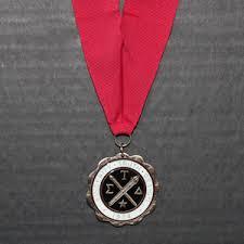 graduation medallion write away chapter store merchandise