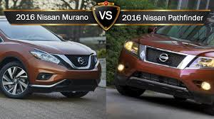 2016 nissan pathfinder 2016 nissan murano vs nissan pathfinder by the numbers sibling