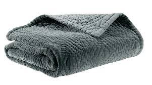 plaid gris pour canapé plaid gris pour canape plaid poudrac pour canapac et fauteuil
