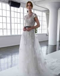 marchesa wedding gowns marchesa 2018 wedding dress collection martha stewart