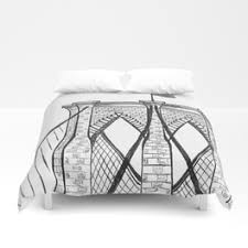 pineapple duvet covers society6