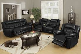 Black Leather Reclining Sofa Leather Power Reclining Sofa Set Gallery Mapo House And Cafeteria