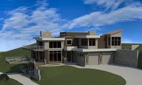 modern style house plans entrancing 30 modern metal home plans decorating inspiration of
