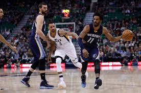 memphis grizzlies take down the utah jazz photo gallery