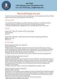 marketing manager resume marketing manager associate marketing manager resume sle