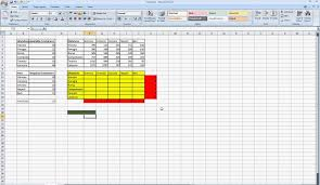 Problem Solving Template Excel Solving A Transportation Problem Through Ms Excel Solver