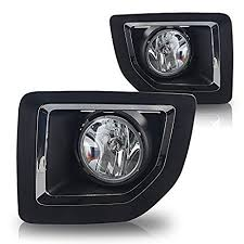 2015 gmc sierra fog lights amazon com 2015 2016 gmc sierra 2500 fog lights clear wiring kit