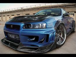 tuner cars wallpaper nissan skyline gtr r34 wallpapers group 89
