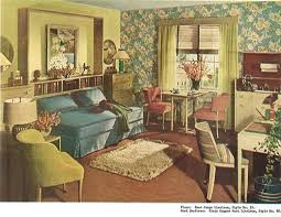 interior decorating styles 1940s decor 32 pages of designs and ideas from 1944 1940s