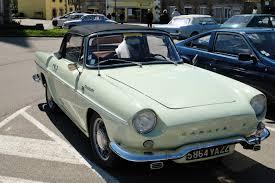 1964 renault caravelle album des voitures anciennes