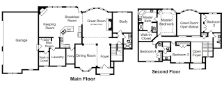 custom built home floor plans builders custom floor plans bring buyers home cleveland