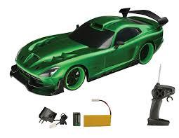 Dodge Viper Green - dodge viper rc car extrememachinesrc