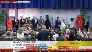 this photo perfectly sums up the state of british politics in 2017