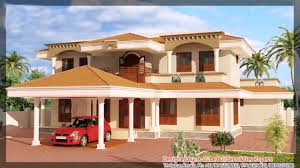kerala style house plans with estimates youtube
