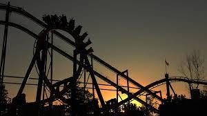 Great America Six Flags Rides Batman The Ride Six Flags Great America