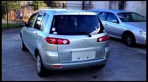 mazda demio 2004 1 3l auto youtube