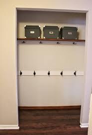 coat closet makeover u2014 house for six