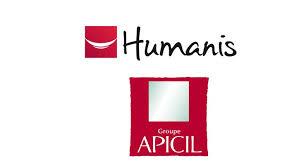 humanis si e social les groupes de protection sociale apicil et humanis présentent le