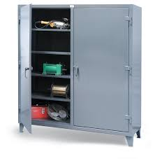 heavy duty metal cabinets double shift cabinet our heavy duty 12 gauge double shift cabinet