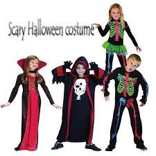 Quality Halloween Costume 2015 Quality Halloween Costumes Kids Cartoon Scary Skull