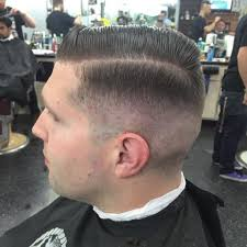 hairstyle bald fade barber tutorial short fade haircut
