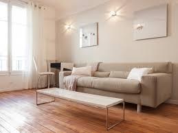 r novation canap tissu decoration design appartement rénovation parisienne salon avec