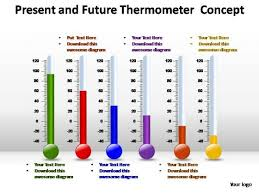 thermometer powerpoint template thermometer powerpoint templates