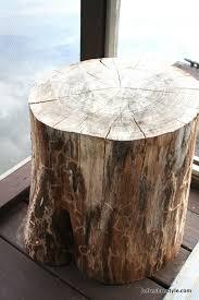 tree stump table base tree stump side table tree stump table stump table and tree stump