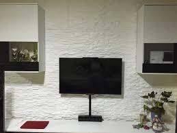 steinwand wohnzimmer styropor 2 styropor wandpaneele perfektionieren