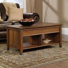 Rounded Edge Coffee Table - rectangle coffee tables you u0027ll love wayfair