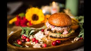 thanksgiving finger food thanksgiving leftovers black friday turkey burger recipe youtube