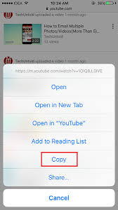 how to post youtube video to instagram from iphone and android