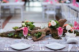 driftwood centerpieces rustic touch driftwood wedding reception centerpieces idea