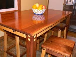 custom made dining room tables hand made dining room table by black swamp furnishings