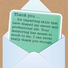 smart tips on writing a thank you note to your note