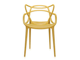 Yellow Chair Buy The Kartell Masters Chair At Nest Co Uk