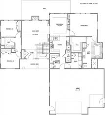 flooring ryan homes highgrove model floor plan home plans
