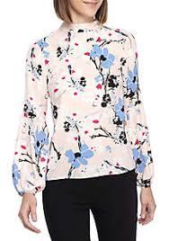 print blouses blouses for white black more belk