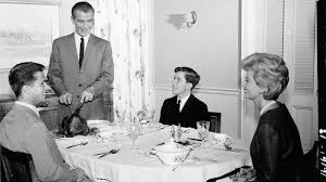 significance of thanksgiving day in america no place for discontent u0027 a history of the family dinner in