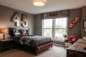 chambre basketball comment aménager une chambre d ado garçon 55 astuces en photos