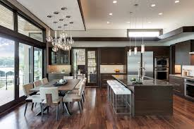 houzz contemporary kitchen kitchen contemporary with glass front