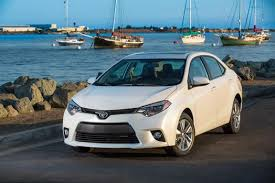 year toyota corolla toyota corolla nominated for green car of the year toyota