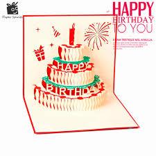 Customized Birthday Invitation Cards Online Get Cheap Birthday Invitations Handmade Aliexpress Com