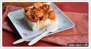 plat cuisiné sans sel recette sans sel poulet tandoori cuisine saine sans gluten