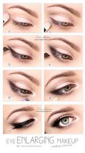 make up for small eyes step by step tutorial how to make