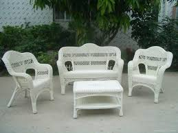 White Wicker Outdoor Patio Furniture Lowes Wicker Furniture White Outdoor Furniture Modern Indoor White
