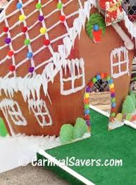 Winter House Decoration Game - free winter carnival ideas perfect for your holiday party or event