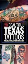 Mexican Flag Tattoos 28 Beautiful Texas Tattoos You Definitely Won U0027t Regret